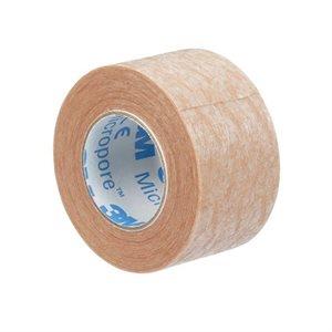 "Tape 3M Micropore, Hypoallergenic, 1"" x 10 yd, 12 Pk"