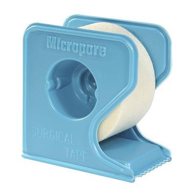 """Tape 3M Micropore Dispenser1"""" x10yd 12pk"""