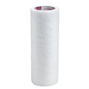 "Tape 3M Medipore Hypoallergenic Soft, 4"" X 2 yd, 24 rolls/pk"
