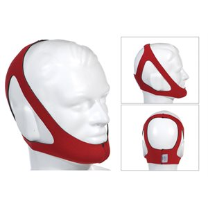 AG Non-adjustable Chinstrap Size Large