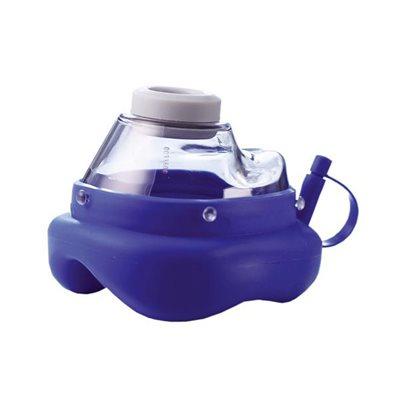 AMBU Silicone Face Mask, Size 0, Infant, Qty 1