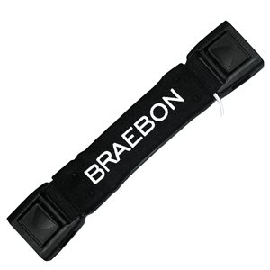 Braebon High Output Piezo Effort Sensor w/Buckles (Includes BR-05263/E, BR-05265/E)