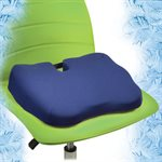 Contour Kabooti Seat Cushion, Blue, Each
