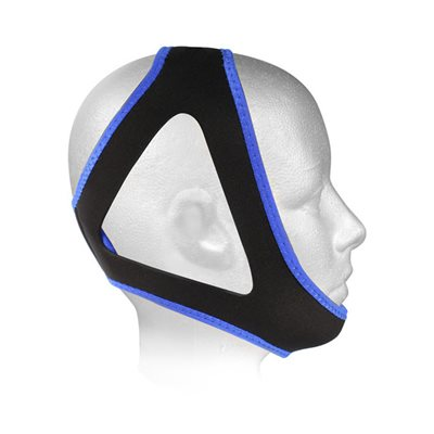 CPAPology Morpheus Deluxe Chinstrap, Size Large