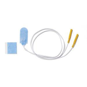 Dymedix, AccuSnore Sensor, Disposable, Large, 10 Pack