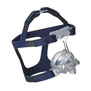 Headgear for Cirri-mini CPAP mask (size child small/child medium), assembled with two buckles, Qty 1