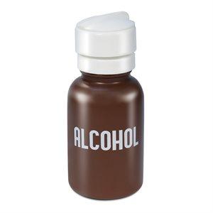 Alcohol Dispenser 8 oz labelled