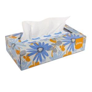 Kleenex, Tissue, 2 Plywhite, 100 tissue/box, 36 box / case