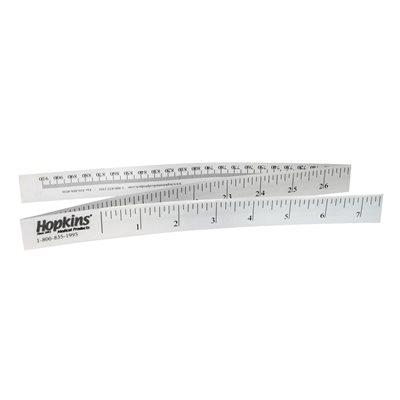 "Disposable Paper Measuring Tape 36"" (92cm) 100/pk"