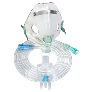 """Nebulizer """"Misty Neb"""" Adult Mask Each """
