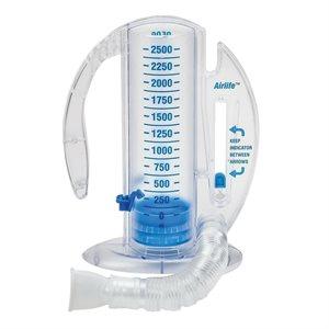 Spirometer. Incentive 2500 ml Pediatric. Each