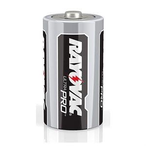 Batteries RAYOVAC Alkaline Industrial C 6 Pk