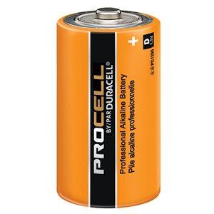 Duracell Pro Cell. D. Alkaline. 12 Pk