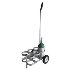 Cylinder Cart ML6, C x 6