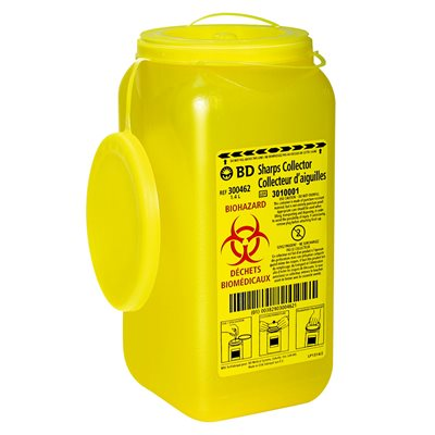 Sharps Collector 1.4 ltr