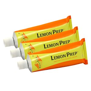 Lemon Prep 4 oz. Tube, 3pk