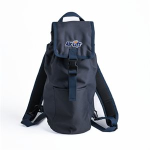 Backpack for Cylinder Size M6. C/M9. or smaller