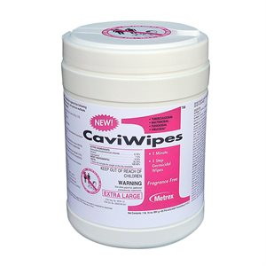 CaviWipes 1 XL 65 Wipes/Canister Each