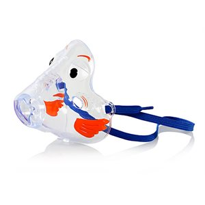 PARI, Bubbles The Fish II Pediatric Mask Qty 10