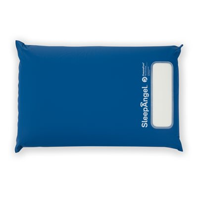SleepAngel Medical Memory Foam Positioner, Blue, 34 x 43
