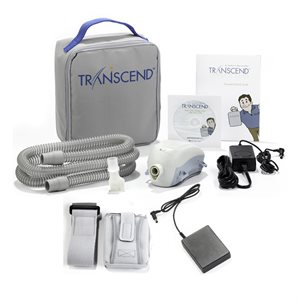Somnetics Transcend Fixed Pressure Sleep Apnea System