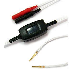 SleepSense Reusable Pediatric ThermoCan Interface Cable Standard DIN Connector