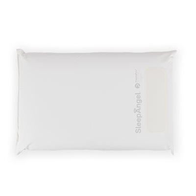 SleepAngel Memory Foam Pillow, 47 x 71