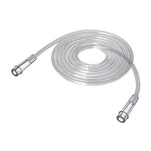 Westmed Oxygen Tubing, 7' KROT, W / (2) Long Straights, Qty 50
