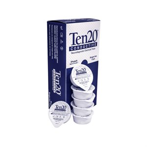 Ten20 Conductive Paste, Single Use Cup, 15g, 24 Packs per Box