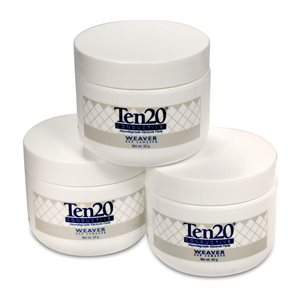 Ten20 Conductive Paste, 2 oz. jar - 3/bx