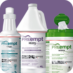 Supplies & Disinfectants